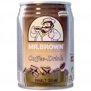 Mr. Brown Coffee-Drink