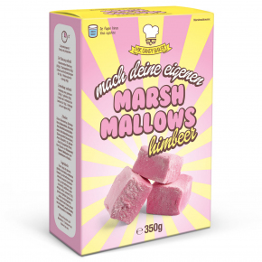 Mr. Candy Baker make your own Marshmallows Himbeer 350g