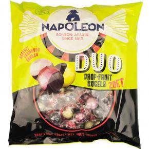 Napoleon Drop-Fruit Kogels zoet 825g