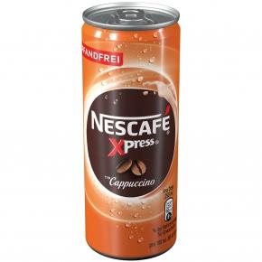 Nescafé Xpress Typ Cappuccino 250ml