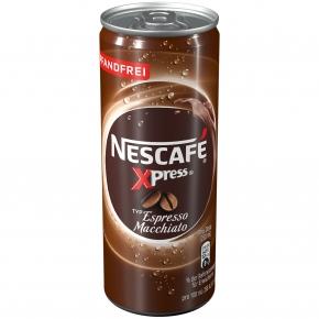 Nescafé Xpress Espresso Macchiato 250ml