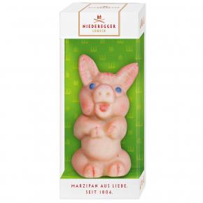 Niederegger Glücksschwein 100g