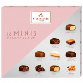 Niederegger 16 Minis Marzipan Edition 112g