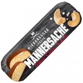 """Niederegger Marzipanbrot """"Männersache"""" Salted Cashew Crunch"""