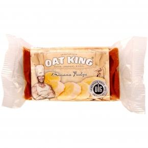 Oat King Banana Fudge