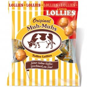 Original Muh-Muhs Toffee Lollies