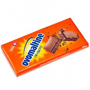 Ovomaltine Crunchy Schokolade 100g