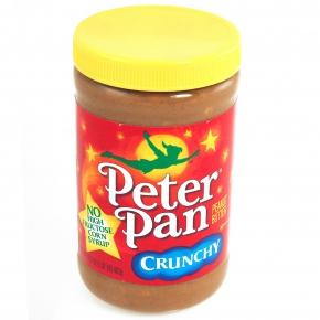 Peter Pan Peanut Butter Crunchy 462g