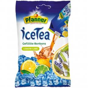 Pfanner iceTea Bonbons Lemon-Lime