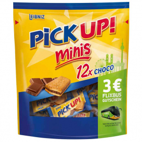 PiCK UP! minis Choco 12er