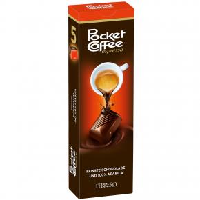 Pocket-Coffee Espresso 5er-Riegel