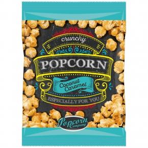 Popcorn Company Popcorn Coconut Caramel 100g