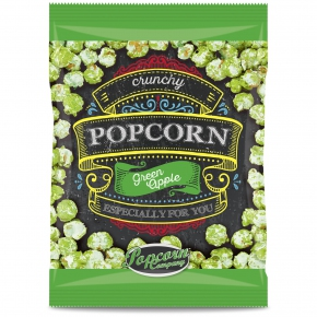 Popcorn Company Popcorn Green Apple