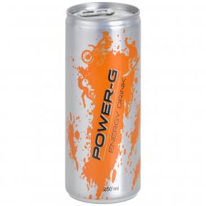 Power-G Energy Drink 250ml