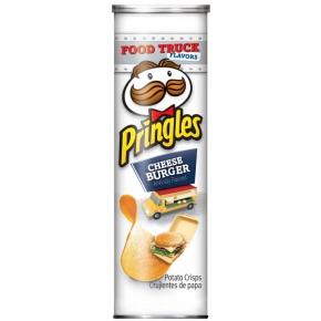 Pringles Cheese Burger 169g