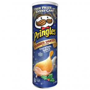Pringles Dinner Party Edition Cocktail Sauce 190g