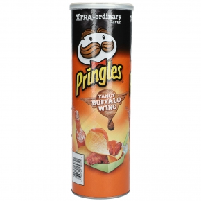 Pringles Tangy Buffalo Wing 158g