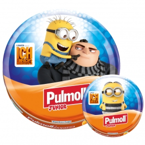 Pulmoll Junior Orange zuckerfrei