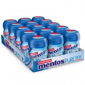 Mentos Pure Fresh Mint zuckerfrei 15x20g