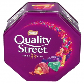 Quality Street Metalldose 900g