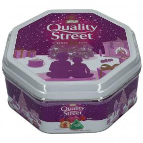 Quality Street Weihnachtsdose 1,162kg