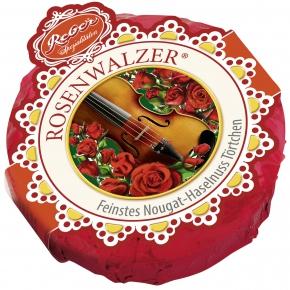 Reber Rosenwalzer-Törtchen 30g