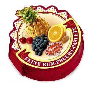 Reber Rum-Frucht-Pastete 39g
