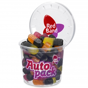 Red Band Fruchtgummi Lakritz Duos Autopack