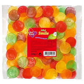 Red Band Mini Smile 500g