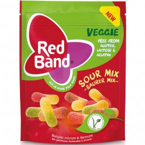 Red Band Veggie Saurer Mix 150g