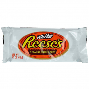 Reese's Peanut Butter Cups White 42g