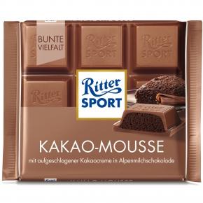 Ritter Sport Kakao-Mousse 100g