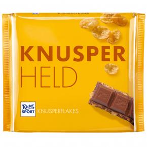 Ritter Sport Knusperflakes Knusperheld 250g