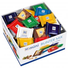 Ritter Sport mini Bunter Mix 84er