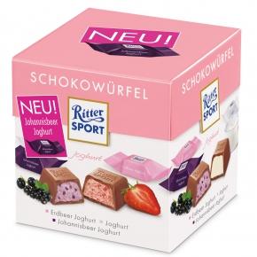 """Ritter Sport Schokowürfel """"Joghurt"""" 22er Box"""
