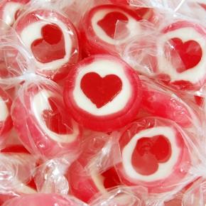 Rocks Bonbons Herzen