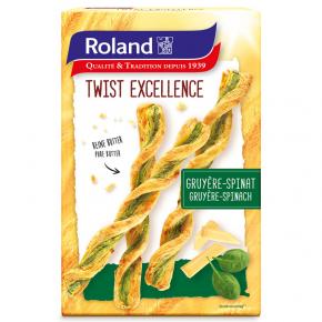 Roland Twist Excellence Gruyère-Spinat 100g