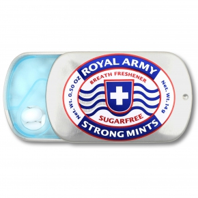 Royal Army Strong Mints zuckerfrei 14g