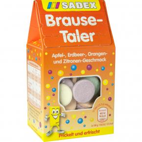 Sadex Brause-Taler 125g