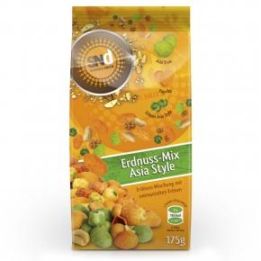 SambaNuts Erdnuss-Mix Asia Style