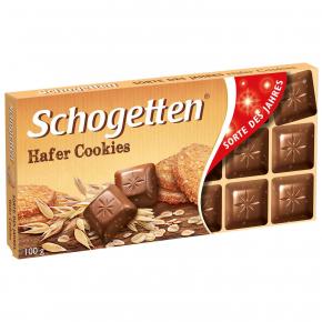 Schogetten Hafer Cookies 100g