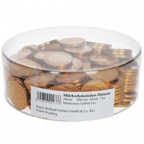 Schoko Bitcoins 180er