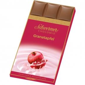 Schwermer Chocomio Granatapfel 150g