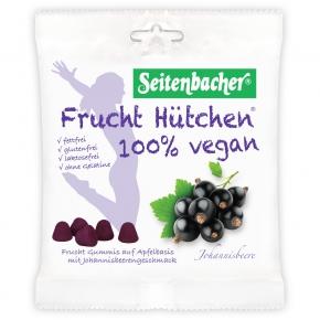 Seitenbacher Frucht Hütchen Johannisbeere 85g