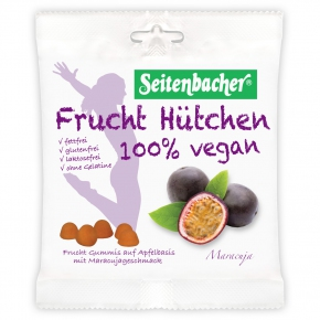 Seitenbacher Frucht Hütchen Maracuja