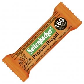 Seitenbacher Protein-Riegel Orange