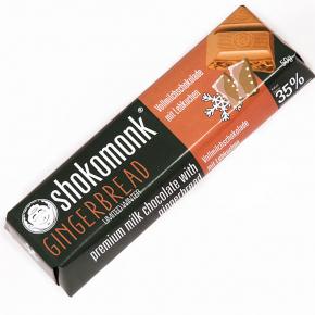 shokomonk Gingerbread 50g
