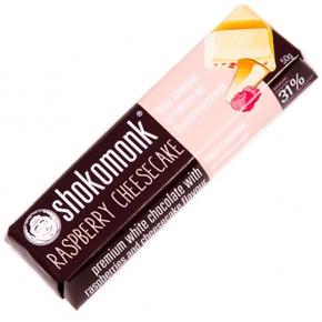 shokomonk Raspberry Cheesecake