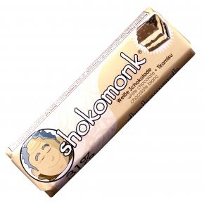 shokomonk Weiße Schokolade Tiramisu