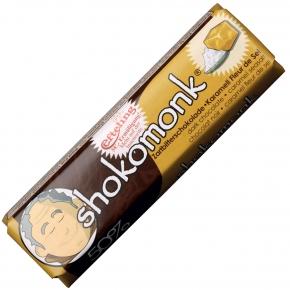 shokomonk Zartbitter Karamell Fleur de Sel
